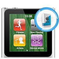 Перепрошивка iPod