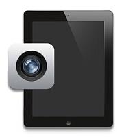 Замена камеры iPad